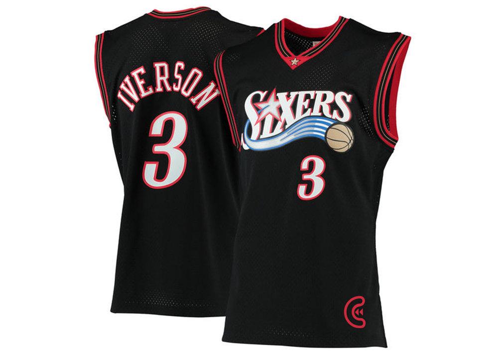 Allen Iverson -Sixers    $249.99
