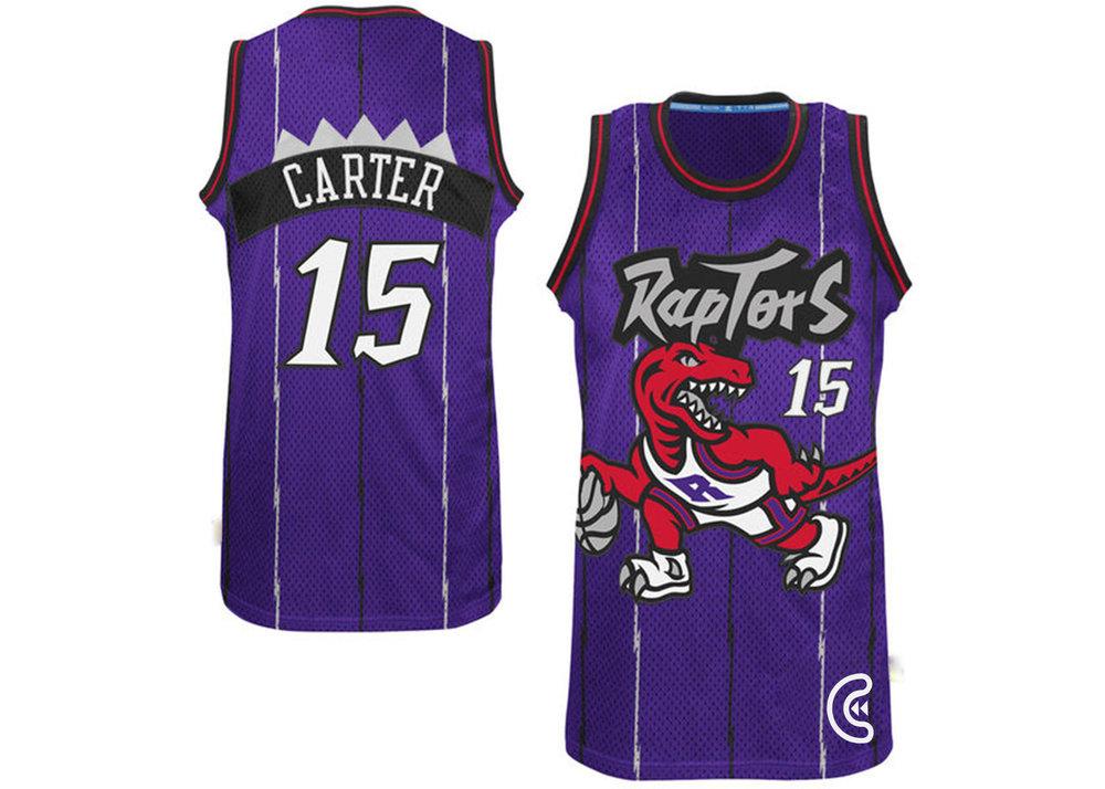 Vince Carter - Raptors    $249.99