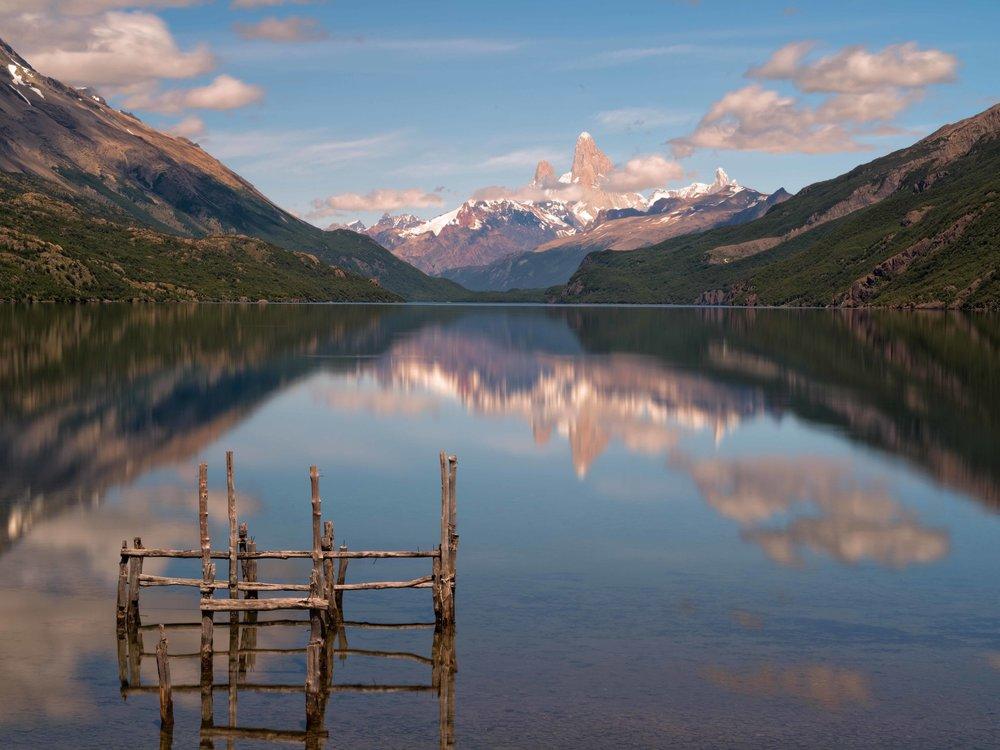 Argentina Patagonia Lago del Desierto