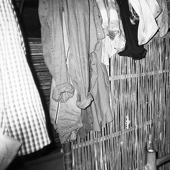 My wardrobe.    Yethi Raj / PhotoVoice / LWF