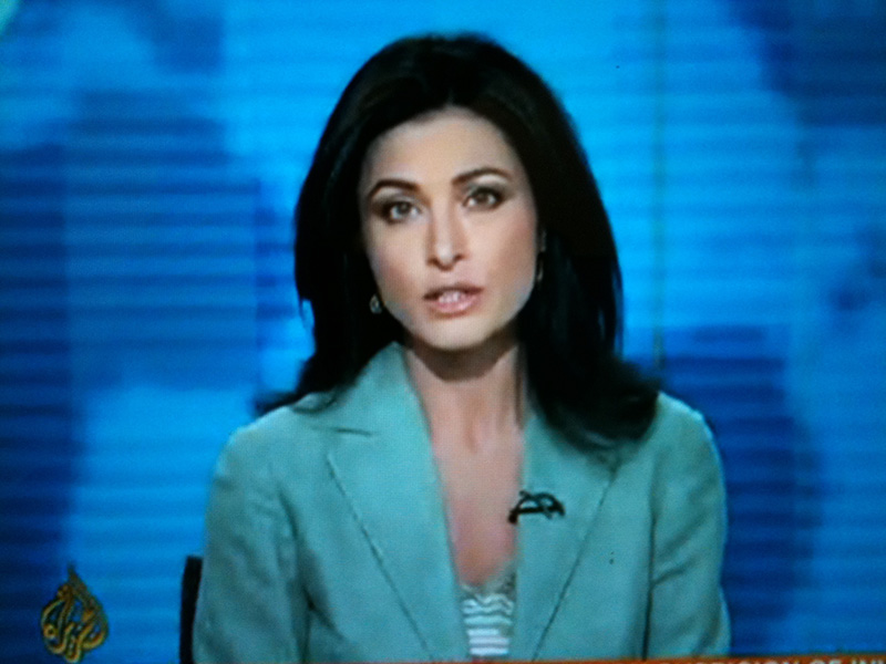 Ghida Fakhry News Anchor
