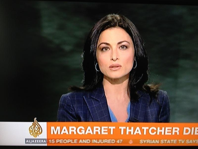 Ghida Fakhry Aljazeera