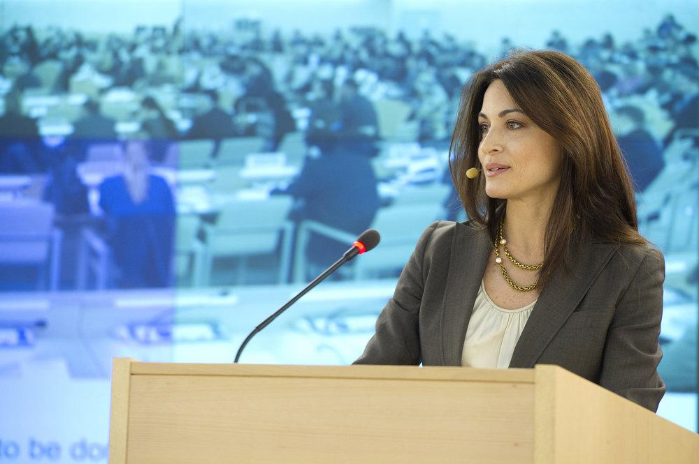 Ghida Fakhry journalist