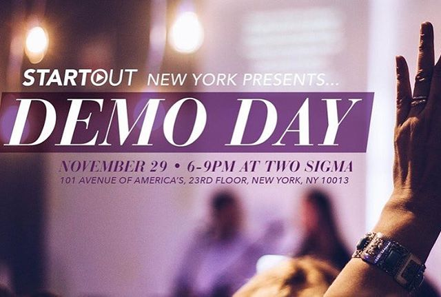 Catherine will be in New York tomorrow for @StartOut's Demo Day as 1 of 9 #LGBTQ-owned companies to celebrate and connect with angel investors, venture capitalists and brands!  If you're in/around New York, you can go to Demo Day with a ticket.  #startout #startup #lgbtq #lgbt #womenentrepreneurs #lgbtentrepreneurs