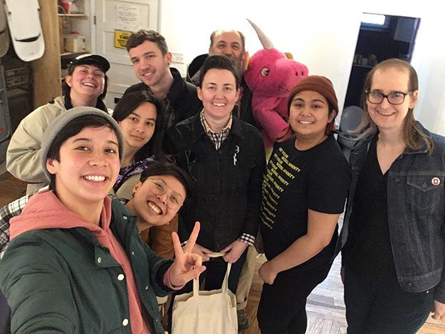 Thanks to Hotpot! Philly for inviting me to share QSPACES at their #LGBTQ mental health  discussion yesterday. It was awesome and humbling to hear about your experiences with mental health. Thank you all for sharing!  #queerphilly #qspaces #lgbt #lgbtq #queer #lgbthealth #lgbtqmentalhealth #lgbtqhealth