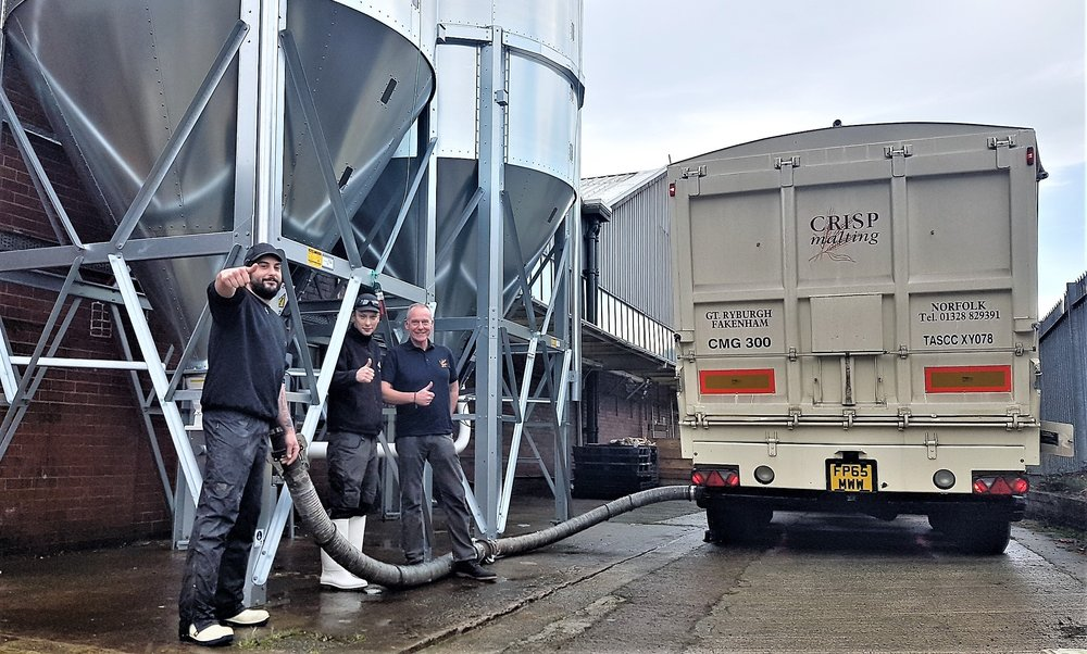 Bulking Up Opportunities by Working with Maltsters    Read more...