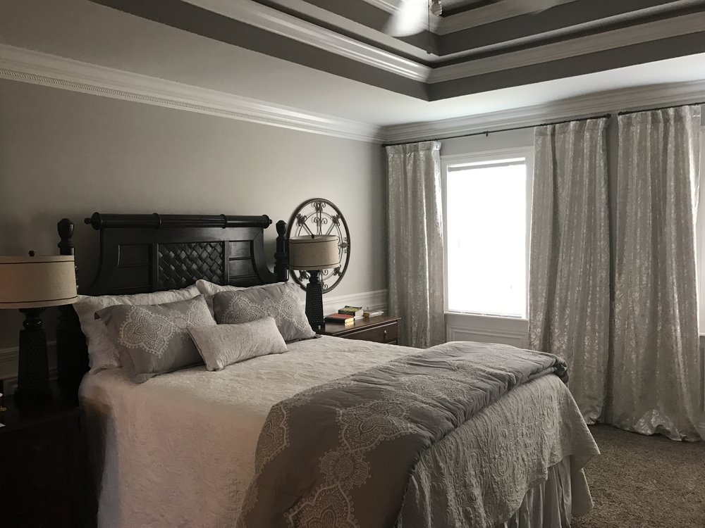 Master Bedroom - Jacksonville Florida House for Sale