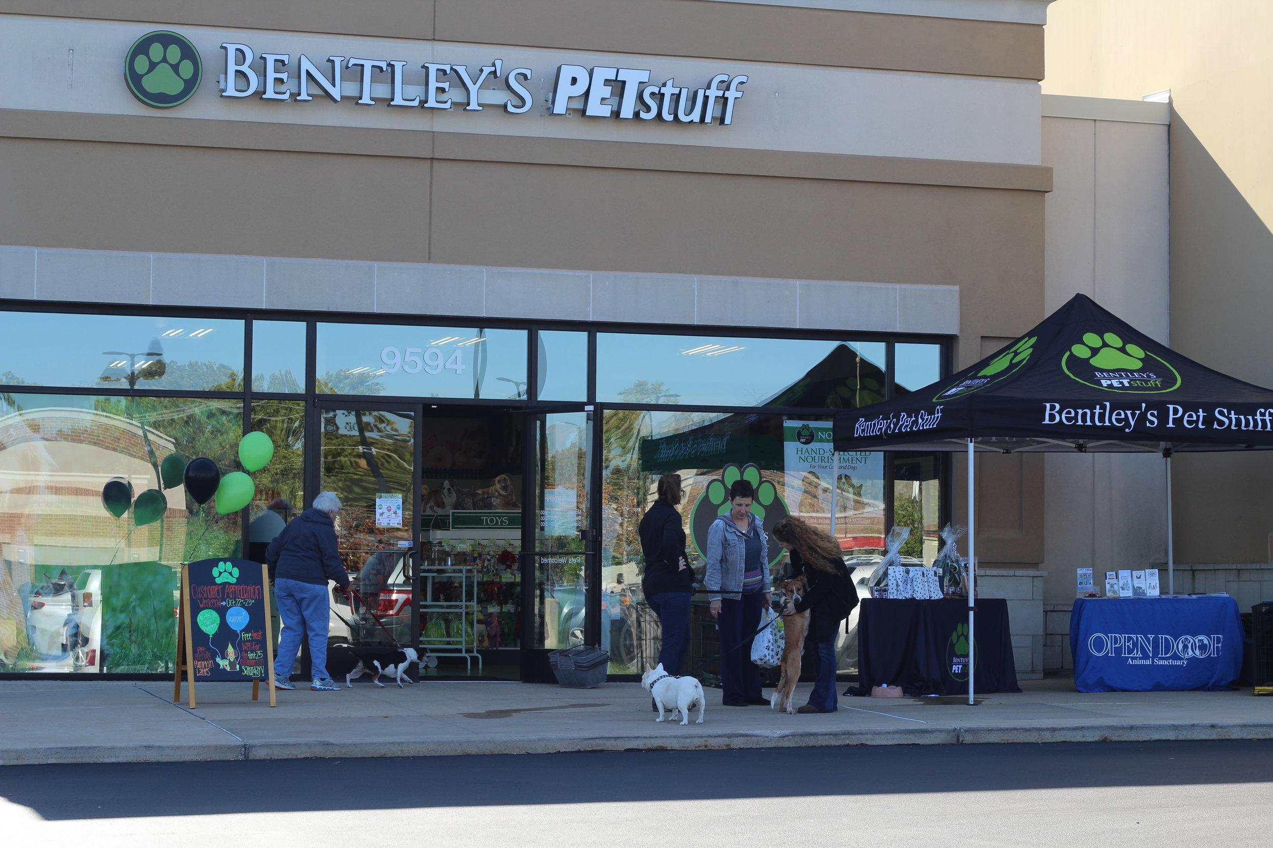 Media Entries — Bentley\'s Pet Stuff
