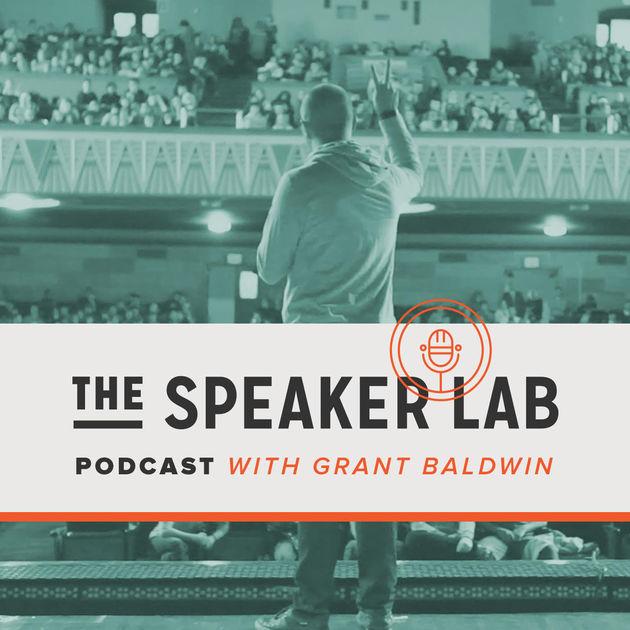 Hello The Speaker Lab Podcast Listeners -