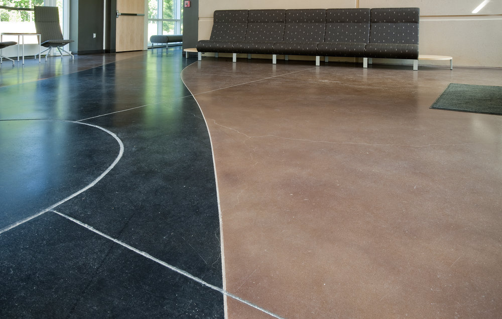 southern md electric cooperative - Polished & Stained Concrete