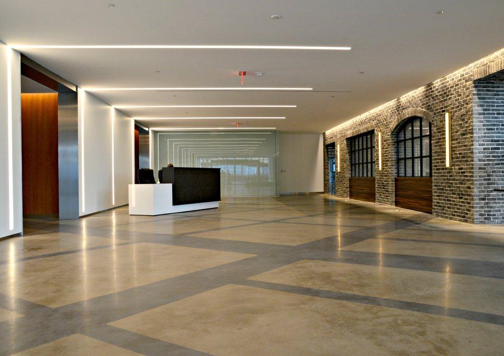 80 M Street Lobby