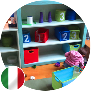 ITALY (Bologna, MO, RG)    Creative teaching approaches in early years