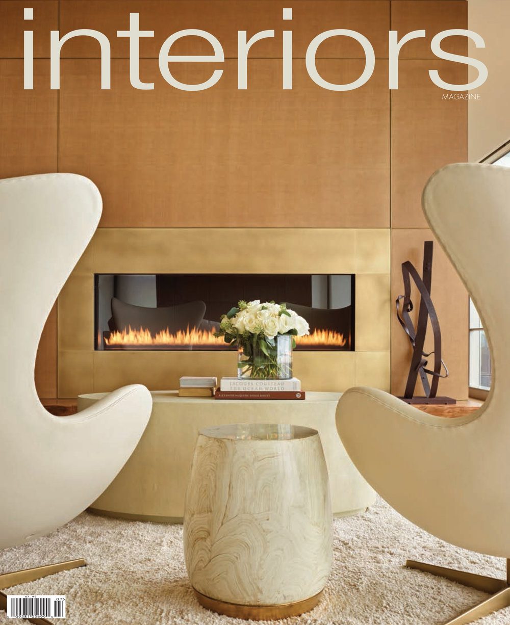 Interiors June + July 2013