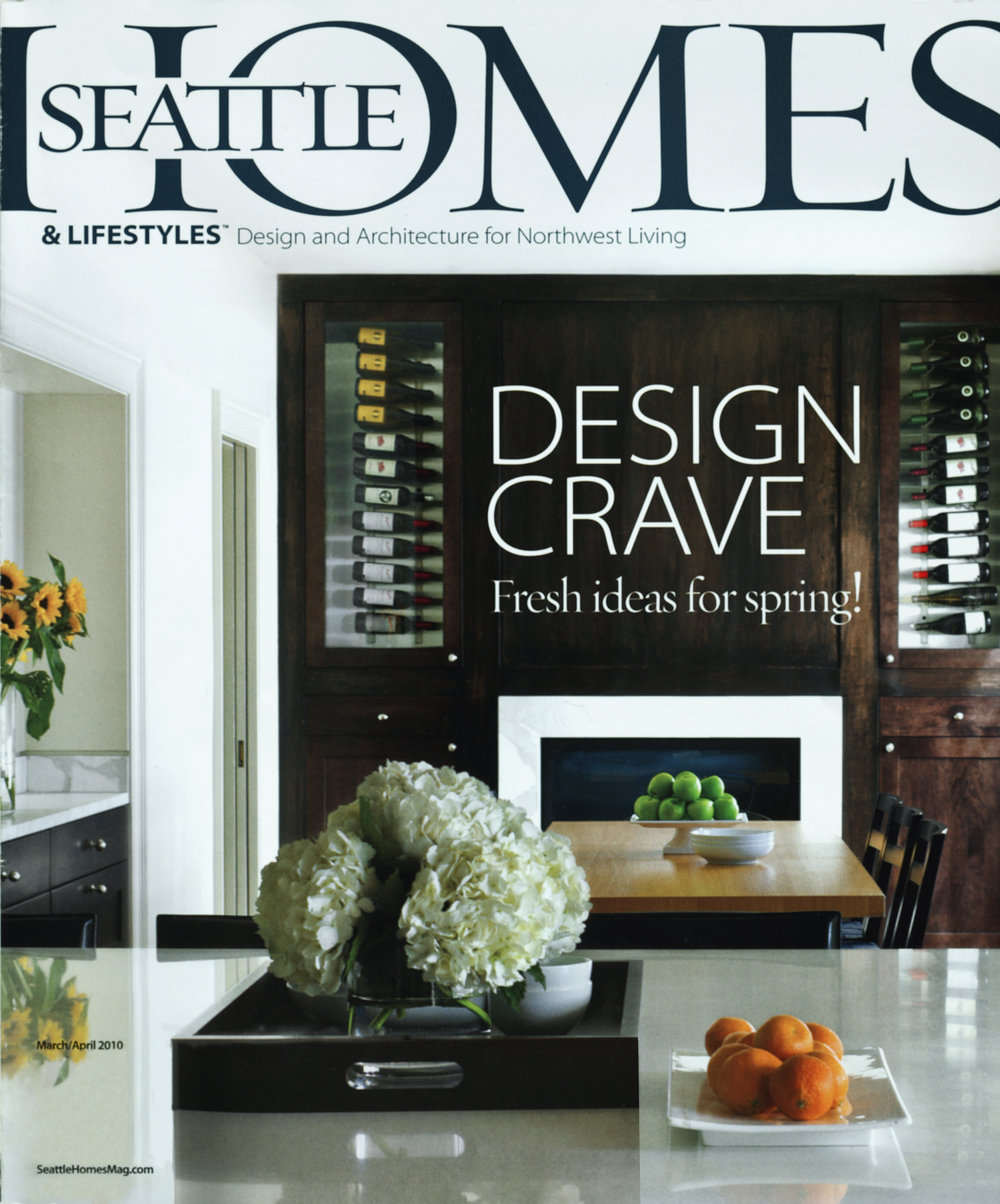 Seattle Homes & Lifestyles March/April 2010