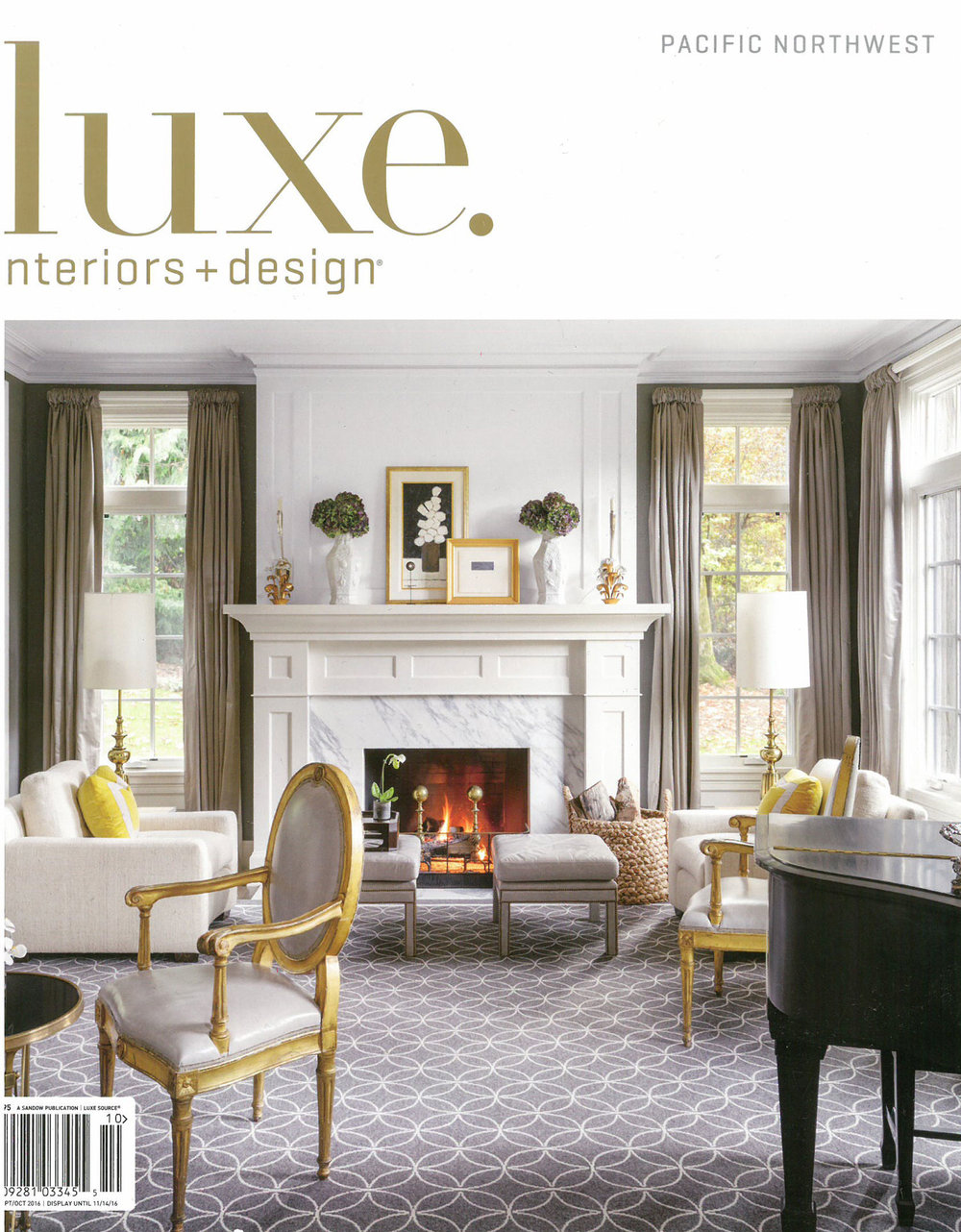 High Quality Luxe Pacific Northwest September/October 2016