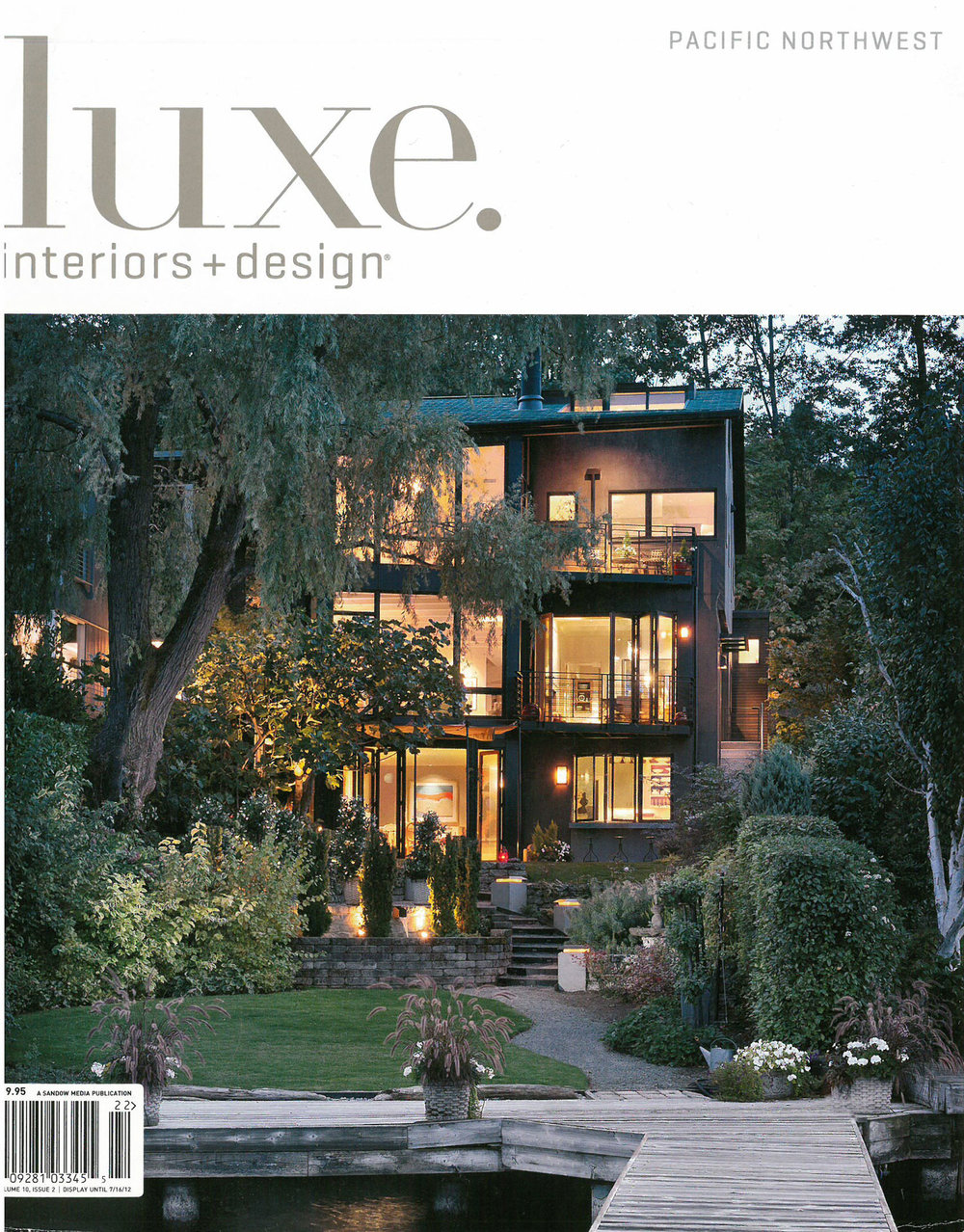 Luxe Pacific Northwest Spring 2012