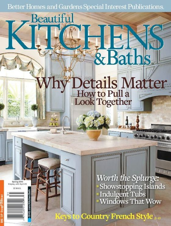 Beautiful Kitchens & Baths Spring 2013
