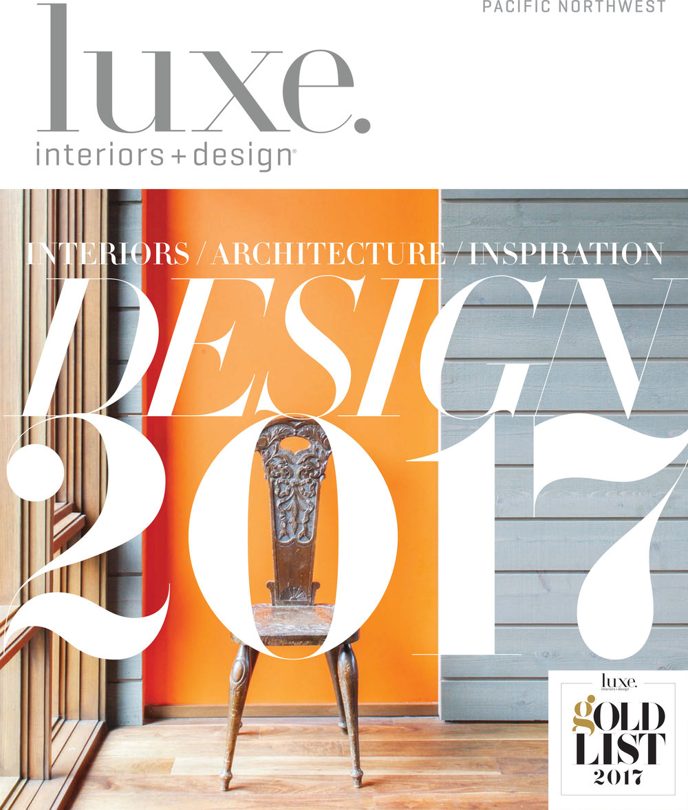 Luxe Pacific Northwest January/February 2017