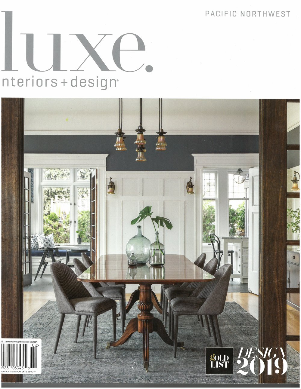 Luxe Pacific Northwest January/February 2019