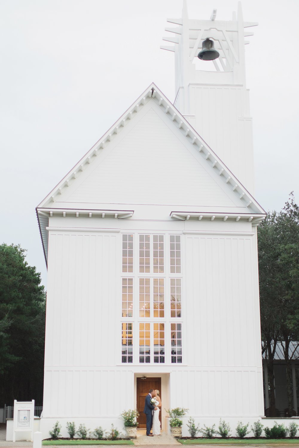 Seaside Chapel destination wedding