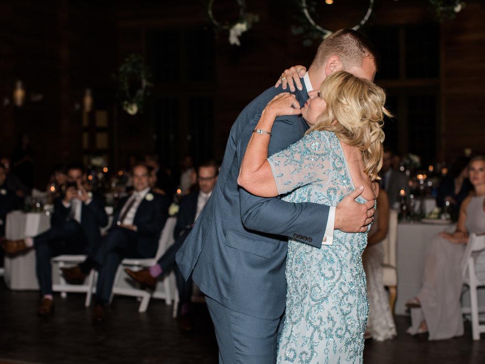 Kurt and his mom danced to 'My Wish' by Rascal Flatts.