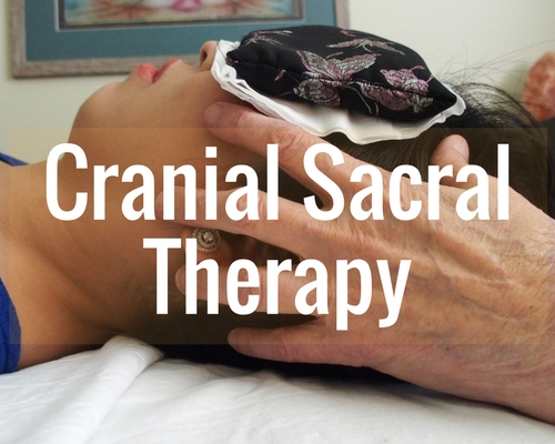 Book a 60-minute, 90-minute or 120-minute Cranial Sacral Massage.