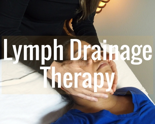 Book a  60-minute ,  90-minute  or  120-minute  Lymph Drainage Massage.