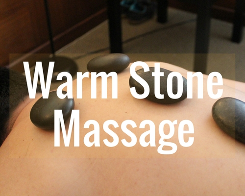 Warm stones can be added to any of our massages to make them extra-special!