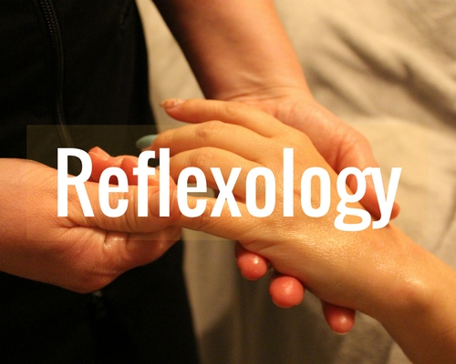 Book a  60-minute ,  90-minute  or  120-minute  Reflexology Massage.