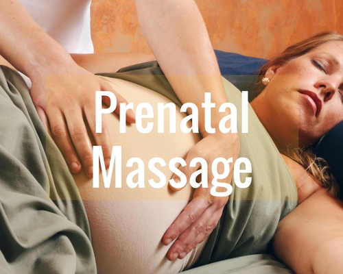 Book a 60-minute, 90-minute or 120-minute Prenatal Massage.