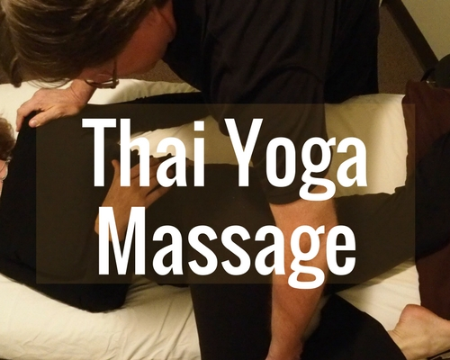 Book a 60-minute, 90-minute or 120-minute Thai Yoga Massage.