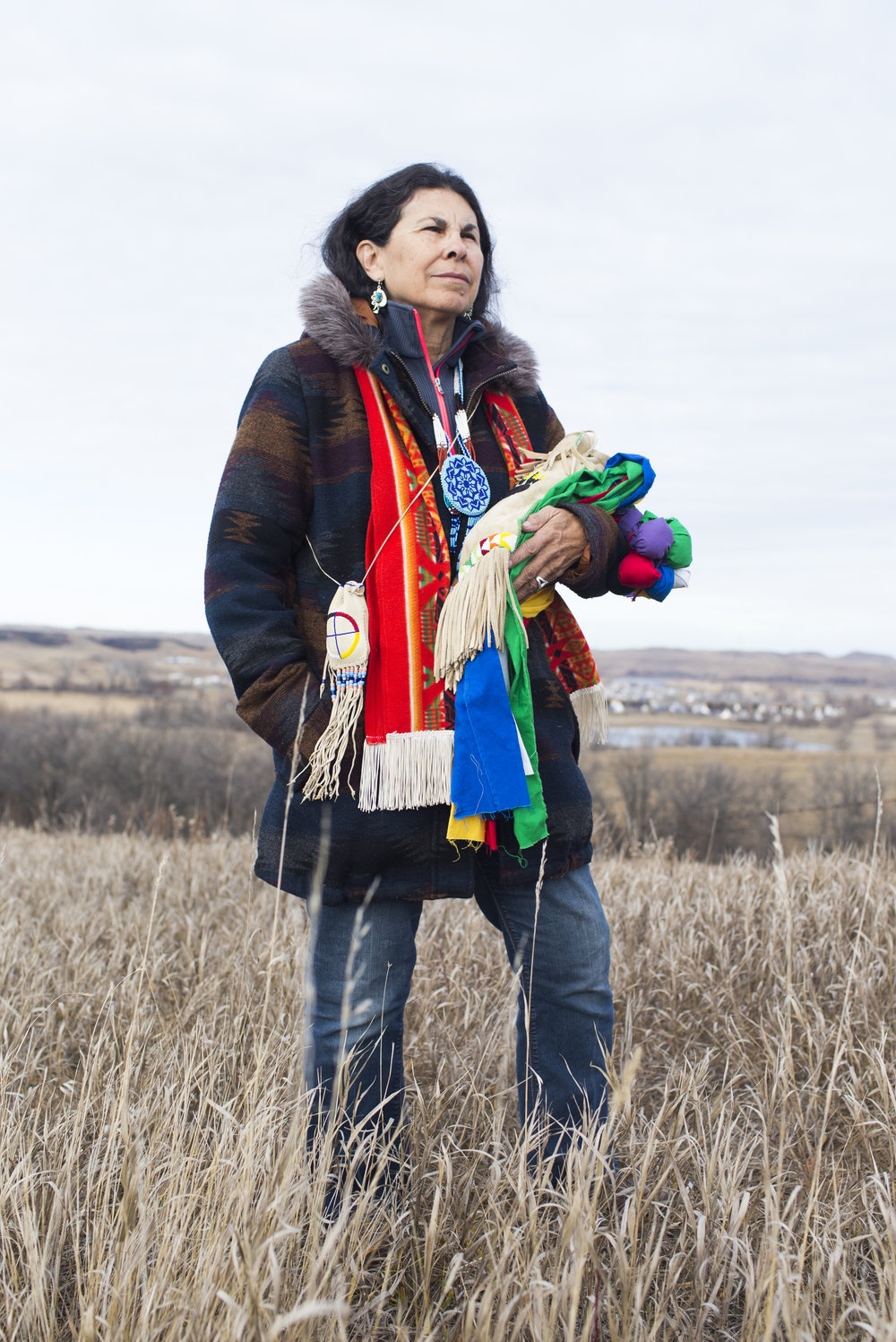 In Their Own Words: The 'Water Protectors' Of Standing Rock - NPR