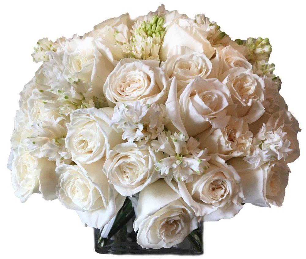 Rose and Hyacinth Mix starts at $175