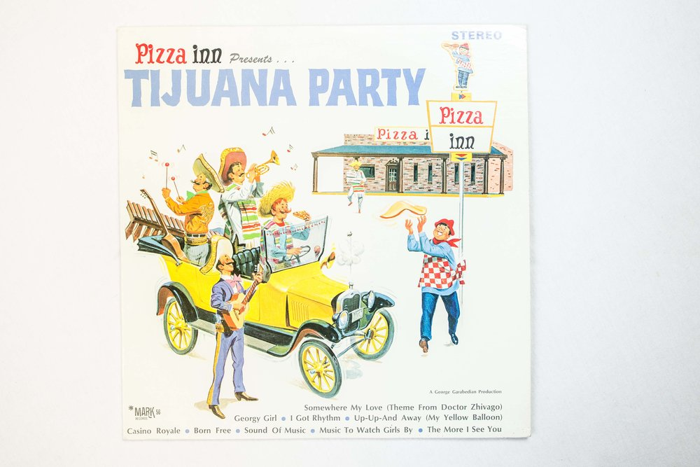 Tijuana Pizza Party