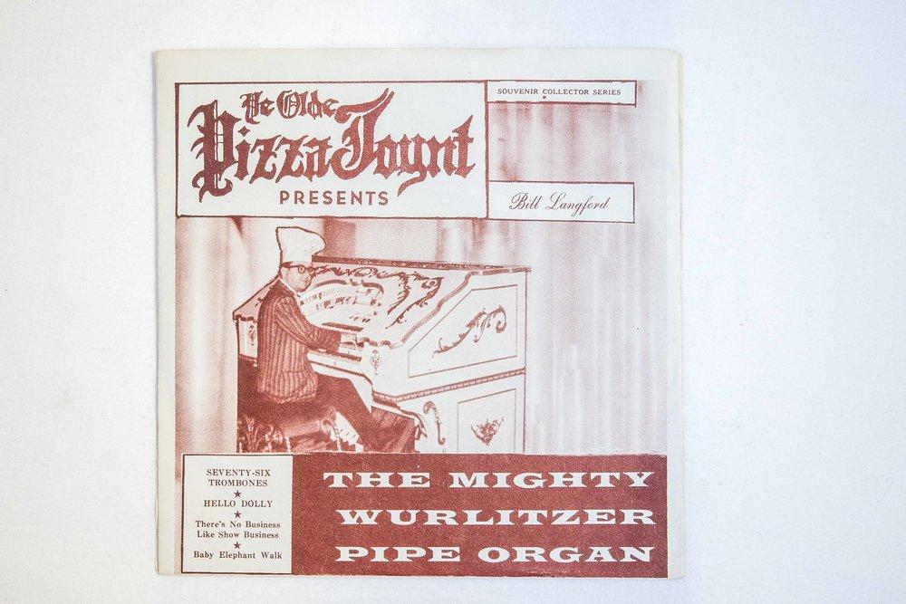 Ye Olde Pizza 2