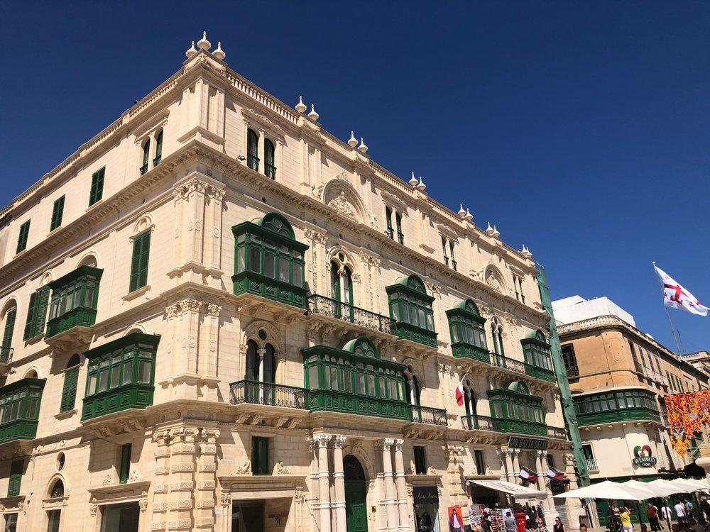 Valletta during St. Paul's Feast