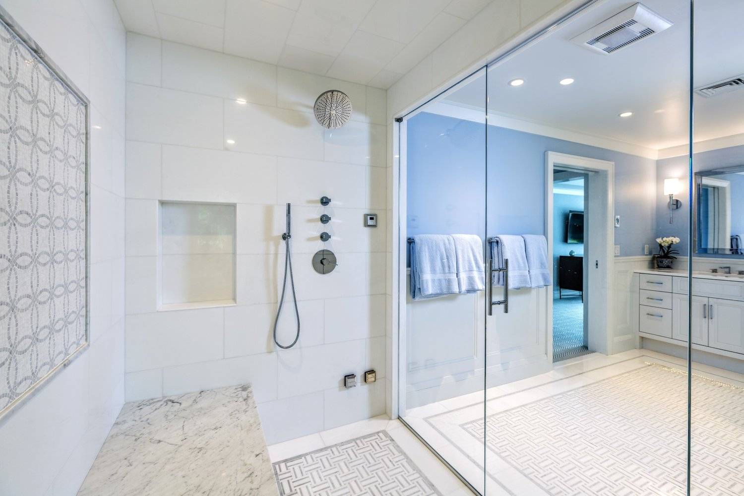 Greenwich remodeled & new bathrooms | Curry & Kingston portfolio