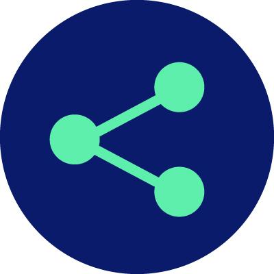 Smart Share Icon