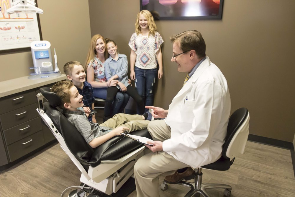 Mountain View Family Dental provides family services for all ages.