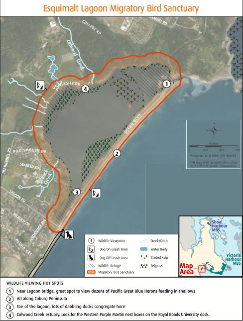 Esquimalt Lagoon MBS Map.png