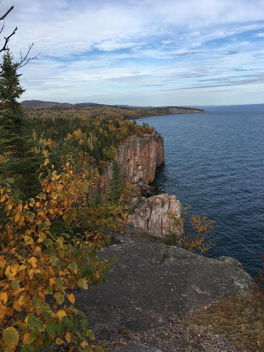 Palisade Head in Autumn