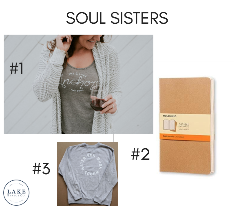 Soul sister gift guide for the holidays
