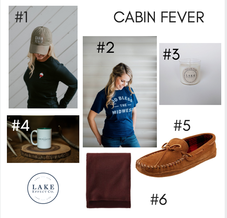 Gift ideas for cabin lovers