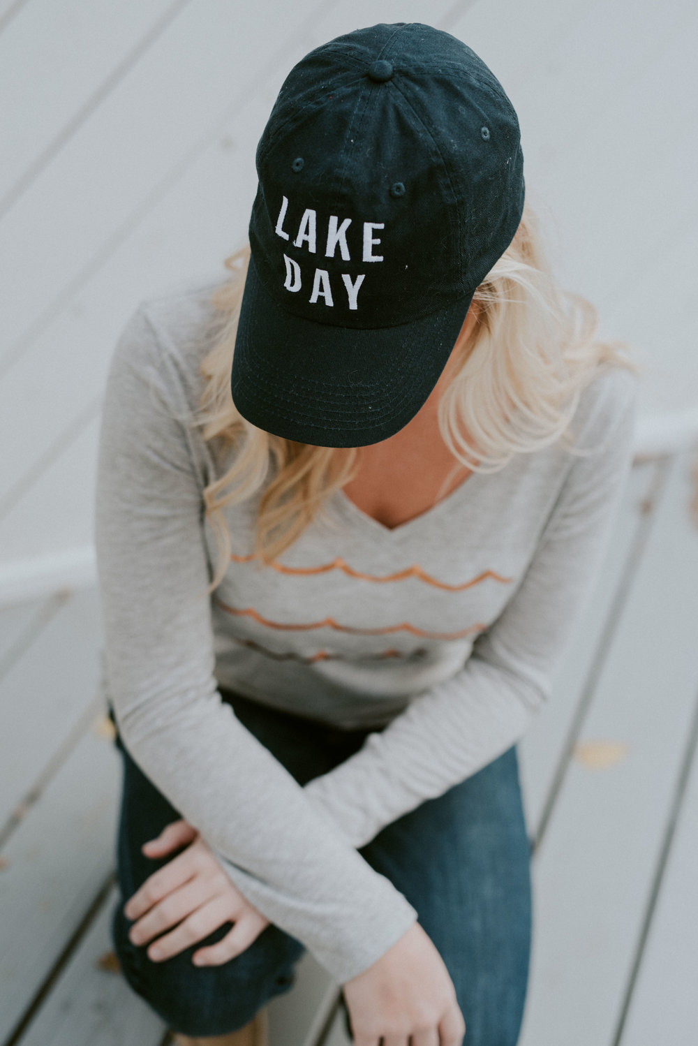 Lake Day Hat