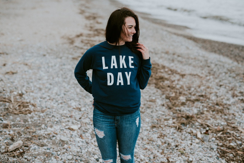 Lake Day Long Sleeve