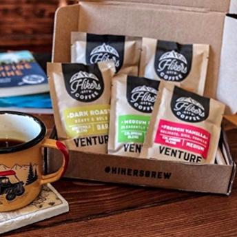Hiker's Brew Coffee Sampler