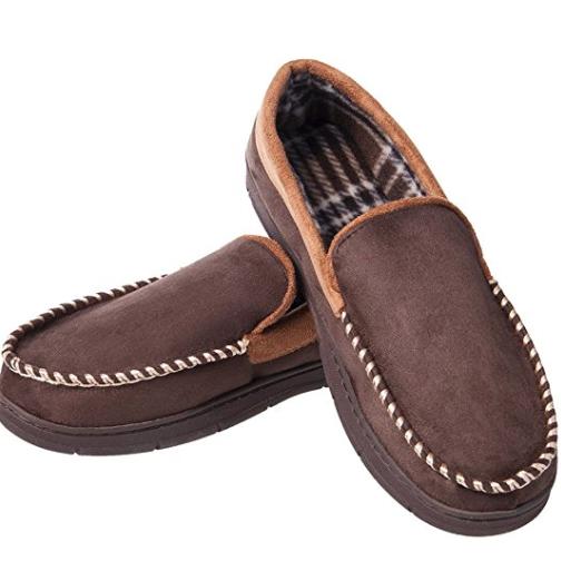Men's Rubber Sole Slippers