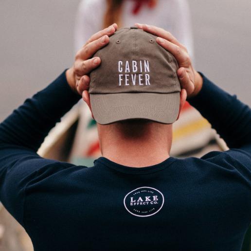 Cabin Fever Ball Cap