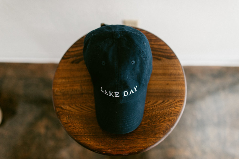 Lake Day Hat
