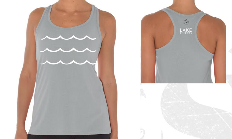 Women's wave racerback tank - » Multi-directional stretch» Natural odor prevention» Moisture wicking» Long, lean cut with relaxed drape